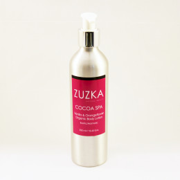 Cocoa Spa Vanilla & Orangeflower Body Lotion