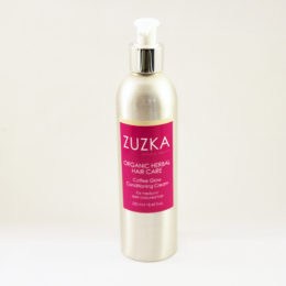 Organic Herbal Hair Care Caffeine Glow Conditioner