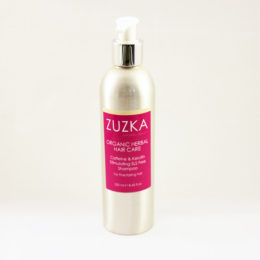 Organic Herbal Hair Care Caffeine & Keratin Shampo