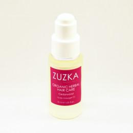 Organic Herbal Hair Care Cedarwood Scalp Massage Oil