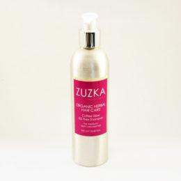 Organic Herbal Hair Care Coffee Glow Shampoo