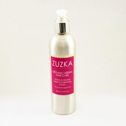 Organic Herbal Hair Care Honey & Almond Deep Conditioning Cream