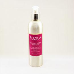 Organic Herbal Hair Care Honey & Almond Shampoo
