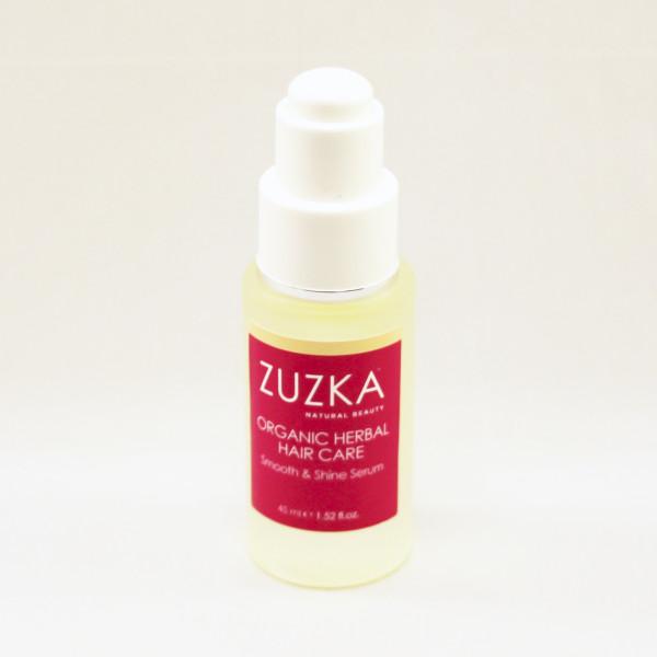 Organic Herbal Hair Care Smooth & Shine Serum