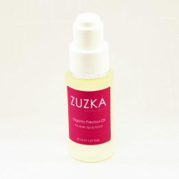 Organic Precious Oil For Eyes Lips Throat