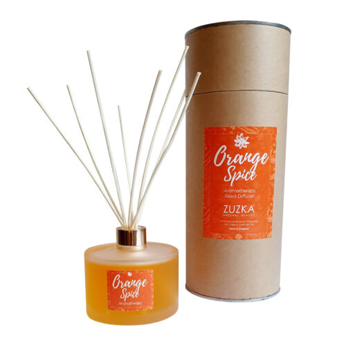 orange-spice-natural reed deffuser