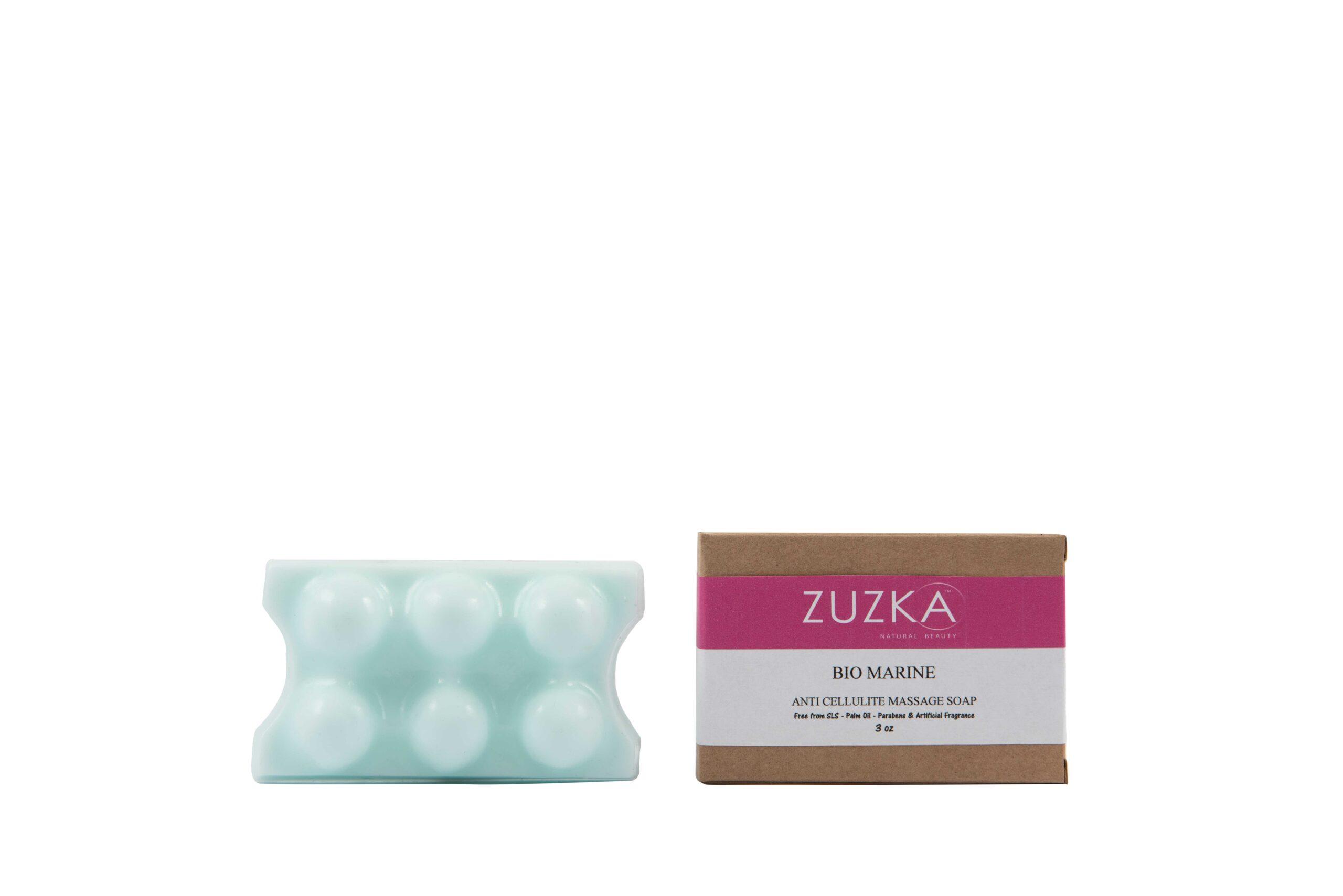 Zuzka Spa Rituals Bio Marine Massage Soap