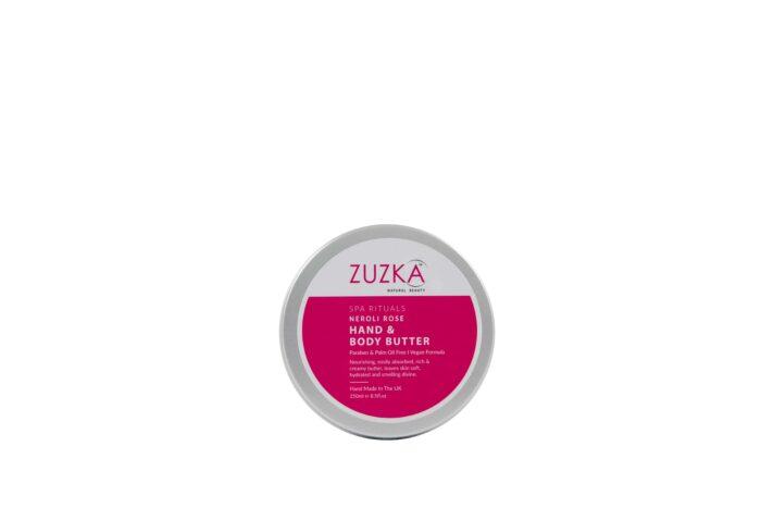 Zuzka Spa Rituals Neroli Rose Hand & Body Butter 250ml